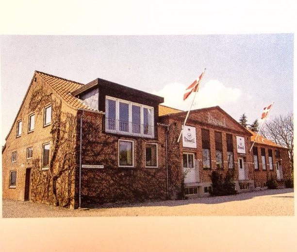 Stanwell-Pfeifenfabrik-Borup